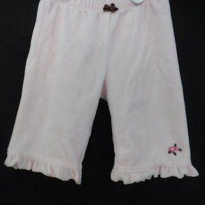 HARTSTRINGS, baby girl, 0-3 months, pink pants